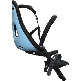 Thule Yepp Nexxt Mini Kindersitz Frontmontage aquamarine